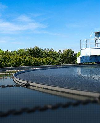 生产废水及回收处理系统
