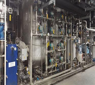 苏州礼来制药纯化水安装项目