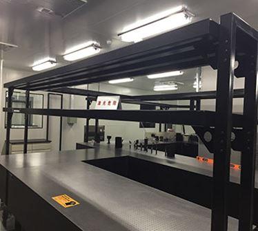 长春光机所实验室改造项目洁净威廉希尔app
