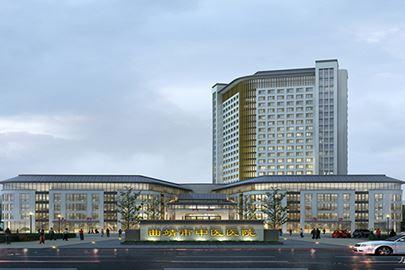 曲靖市中医院新建设项目3栋制剂楼净化威廉希尔app